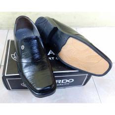 Situs Review Sepatu Pantofel 100 Kulit Sapi Asli