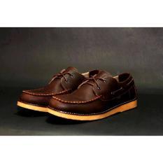Jual Sepatu Pantofel Casual Formal Kulit Pria Cvny Slop Kickers Brodo Boot Formal Crocodile Lengkap