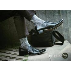 Spesifikasi Sepatu Pantofel Cevany Kulit Asli Cevany Phelix Tali Formal Kantor Pl H01 Yang Bagus Dan Murah