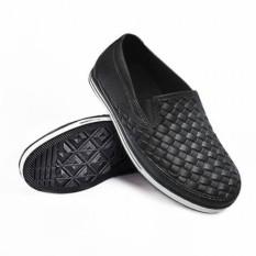 Sepatu Pantofel Karet ATT SAF 1125 Sankyo Motif Tikar
