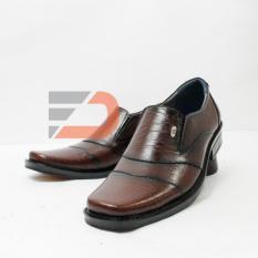 Sepatu Pantofel Kulit Asli Scriptls Diskon 30
