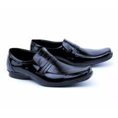 Sepatu Pantofel Kulit Pria Distro Kualitas Premium Sepatu Kulit Pria Pansus Pria Sepatu Formal Cowok 0012GH