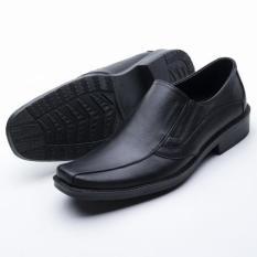 Beli Sepatu Pantofel Pria 100 Kulit Murah Kode Pt06Ht Nyicil