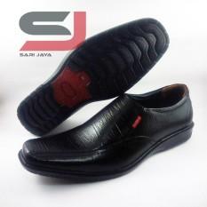 Jual Sepatu Pantofel Pria Bahan Kulit Asli Fantofel Formal Pantopel Dinas Kickers Di Jawa Timur