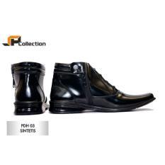 Beli Sepatu Pantofel Pria Big Size Jumbo 46 47 Pdh 03 Sintetis Kilap Jumbo Sepatu Kerja Lengkap