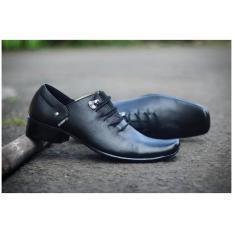 Promo Sepatu Pantofel Pria Cevany Kulit Asli Original Akhir Tahun