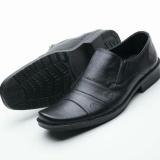 Harga Sepatu Pantofel Pria Formal Kerja Resmi Bahan Kulit Sapi Asli Jamian Uang Kembali Jika Bukan Kulit Asli Jawa Tengah