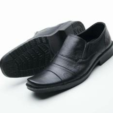 Jual Sepatu Pantofel Pria Formal Kerja Resmi Bahan Kulit Sapi Asli Jamian Uang Kembali Jika Bukan Kulit Asli Di Jawa Tengah