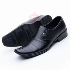 Sepatu Pantofel Pria Handmade Kulit Sapi Asli kualitas Premium L-8011