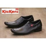 Ulasan Sepatu Pantofel Pria Kickers Black