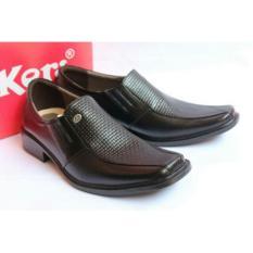 kickers - sepatu pantofel pria Kulit kickers 100% asli pakalolo formal dinas kerja kantor