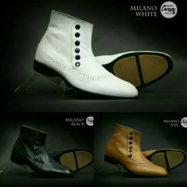 Sepatu Kickers Milano Darkbrown - daftar harga Produk Terhangat Di ... 26a1d3ff3c