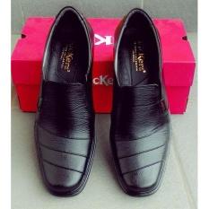 kickers - Sepatu Pantofel Pria Kulit Kickers kerja kantoran formal