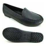 Jual Sepatu Pantofel Wanita Pantopel Karet Untuk Sekolah Kuliah Kerja Warna Hitam Original