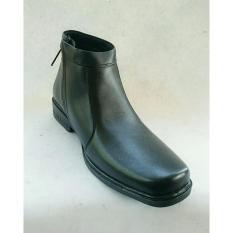 Berapa Harga Sepatu Pdh Boot Pria Formal Kulit Asli K 14 Di Jawa Barat