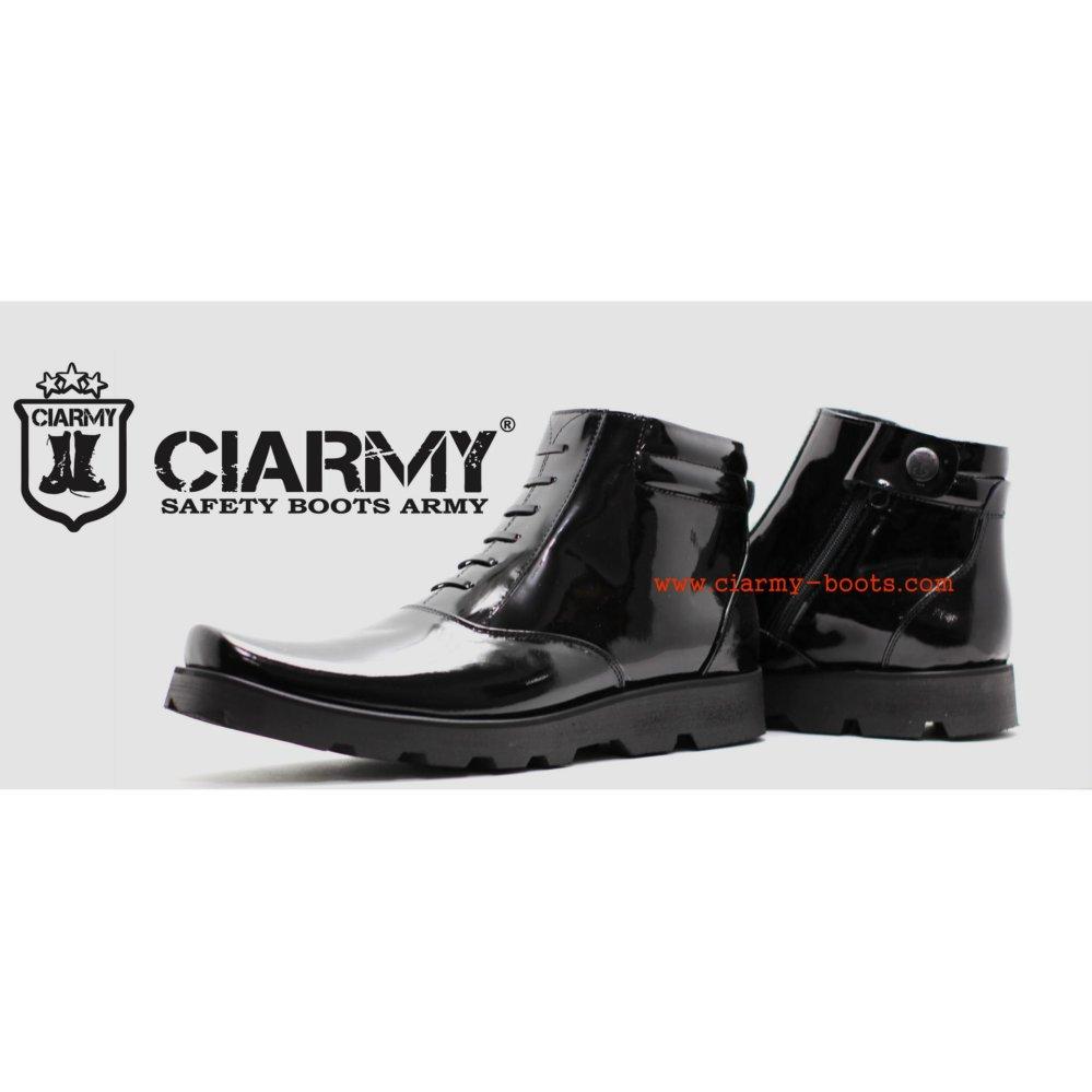 Detail Gambar Sepatu PDH Boots Casual Pria Ciarmy C-03SR Terbaru