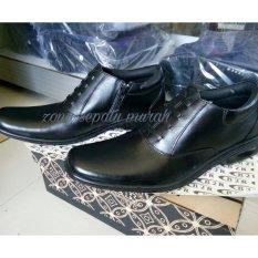 Sepatu Pdh Kulit Asli Seri 02-Dof Standar Tni-Polri | Best Quality | Model terbaru Super Trendy