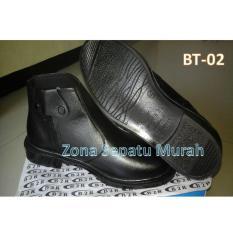 Jual Beli Sepatu Pdh Kulit Asli Seri Bt 02 Standar Tni Polri Best Quality Baru Jawa Timur