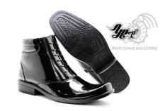 Sepatu PDH  PDL PANTOFEL KERJA CASUAL SAFETY BOOTS MURAH - Giffari Store