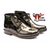Harga Sepatu Pdh Tali Resleting Tr 04 Pria Tni Polri Security Lengkap
