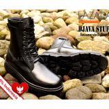 Harga Sepatu Pdl Boots Pria Tni Polri Jawi Footwear Jawa Timur