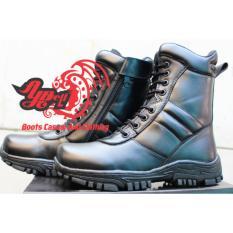 Sepatu PDL - PDH Model Jatah TNI AD Murah Asli Bukan Kulit