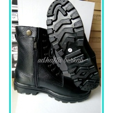 Sepatu PDL Seri Kobra-Mil | Standar TNI-Polri- Security Dll | Best Quality | Harga Terjangkau