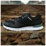 Spesifikasi Sepatu Piero Jogger Realspurs Black White Yg Baik