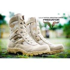 Rp 259.000. Sepatu Predator Delta Tactical Army Original Safety Sepatu  Boots Pria ... 7b31cf4f42