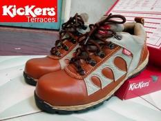 Sepatu Pria / Boots / Kicker Tracces