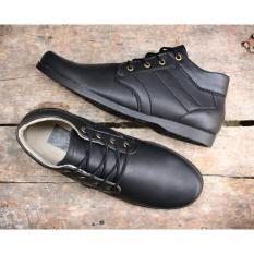 Jual Beli Sepatu Pria Brodo Casual Slip On Made Original Made Avalen Hitam Di Jawa Barat