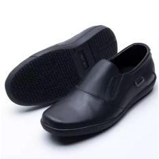 Harga Sepatu Pria Casual Kulit Asli Anti Slip R02Ht Dcollection Original