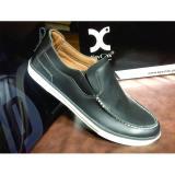 Beli Sepatu Pria Casual Kulit Asli Mobilio Wana Tan Pake Kartu Kredit