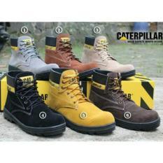 Toko Jual Sepatu Pria Caterpillar Safety Boots