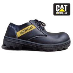 Sepatu pria caterpillar sepatu safety caterpillar safety boots sepatu caterpillar sepatu hiking pria hitam licin pendek sepatu gunung caterpillar