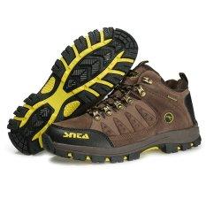 Harga Sepatu Pria Hiking Waterproof Snta Outdoor 470 05 Series Snta Online
