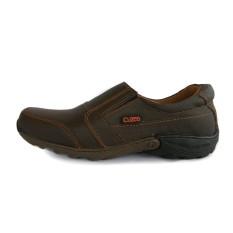 Sepatu Pria Kulit Asli Casual - Anti Licin - Cuzco