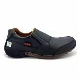 Review Sepatu Pria Kulit Asli Casual Anti Licin Cuzco Terbaru
