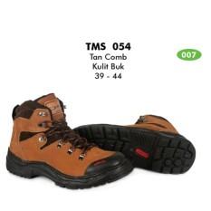 Sepatu Pria Kulit Untuk Hikking Adventure Stara Eiger C Diskon