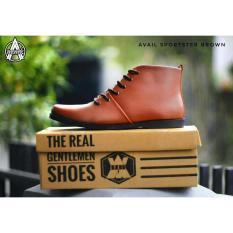 sepatu Pria Original Avail footwear Brodo series murah manic