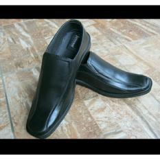 Beli Sepatu Pria Pantofel Absolute Black Lengkap