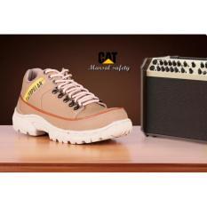 Sepatu Pria Safety Pendek Caterpillar