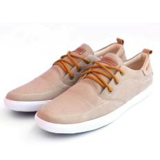 Harga Sepatu Pria Santai Casual Hangout Remaja Dan Dewasa Dhoom Sn Hitam Coklat Krem Biru Dongker Terbaik