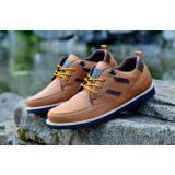 Jual Sepatu Pria Semi Formal Low Boots Orginal Moofeat Ring Tan Online Di Banten