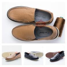 Harga Sepatu Pria Slip On Model Casual Kulit Asli Formal Non Formal Handmade Original Fordza C01