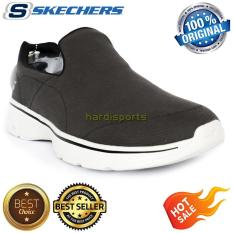 Toko Sepatu Pria Sneaker Casual Skechers Go Walk 4 Magnificent 54153 Bkgy Online