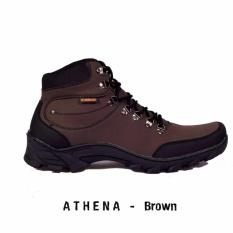 sepatu pria tracking Hummer athena -Brown