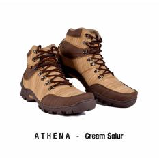 Beli Sepatu Pria Tracking Hummer Athena Cream Salur Di Jawa Barat