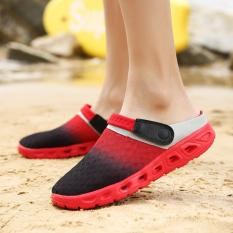 Sepatu Rendam Uniseks Sepatu Pantai Nyaman Sepatu Trekking Anti Selip Udara Sepatu Olahraga Oleh Kumpulan Orang Mendaki Sepatu Jala Sepatu ketswading Sepatu Pantai Udara Trekking Sepatu Olahraga Luar Ruangan Daki Gunung Sepatu Jaring Sepatu Sneakers