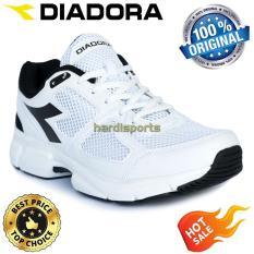 Sepatu Pria Running Fitness Diadora Shape 8 172074351 - White